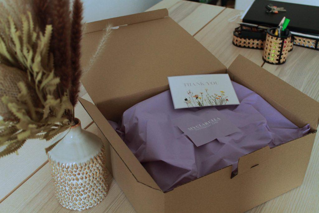 Das gepackte Wochenbett-Kitt von MyClarella