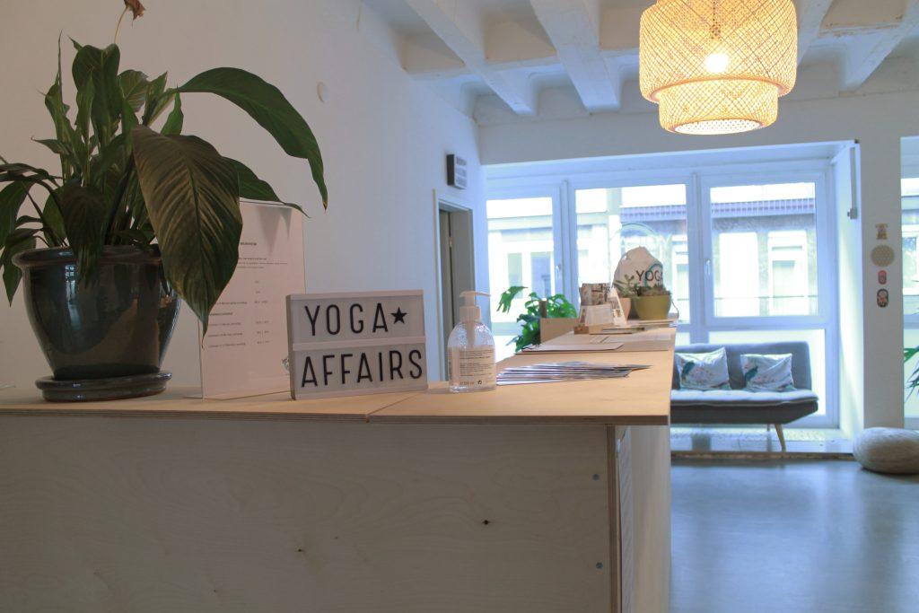 Yoga Affairs: Willkommen im Studio!