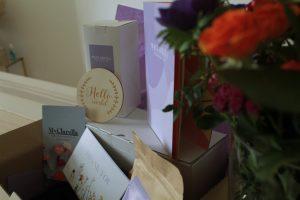 Produkte fürs Wochenbett von myclarella
